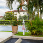 Electric car charging station at Hawthorn Suites By Wyndham West Palm Beach