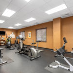 Fitness Center at Hawthorn Suites By Wyndham West Palm Beach