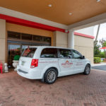 Hotel Shuttle at Hawthorn Suites By Wyndham West Palm Beach