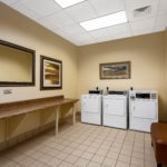 Laundry Room at Hawthorn Suites By Wyndham West Palm Beach