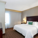 Queen Bedroom at Hawthorn Suites By Wyndham West Palm Beach