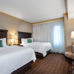 2 Queen Bedroom Requested at Hawthorn Suites By Wyndham West Palm Beach